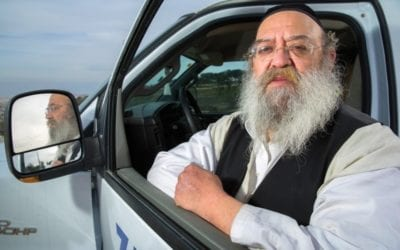 An interview with ZAKA Jerusalem Commander Benzi Oering
